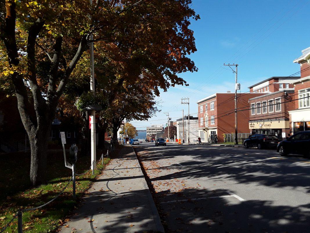 Rimouski se veut une ville « verte ».