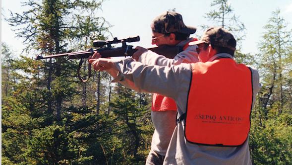 Parmi les priorités nationales, la promotion de la chasse, de la pêche et du piégeage. (Photo Ernie Wells)