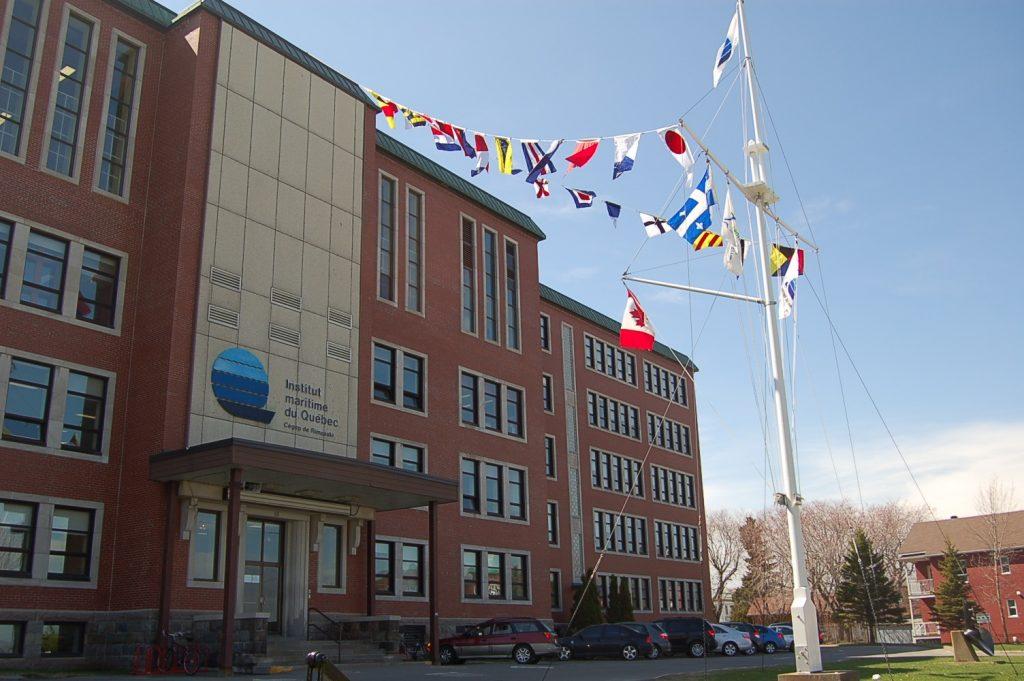 L'Institut maritime se dévoile aux futurs étudiants