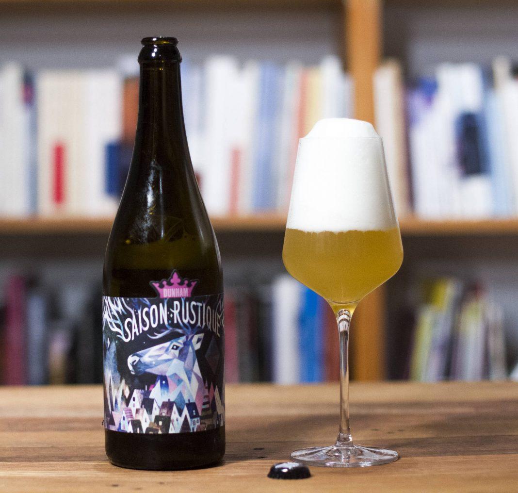 Bière Duham Saisnon Rustique
