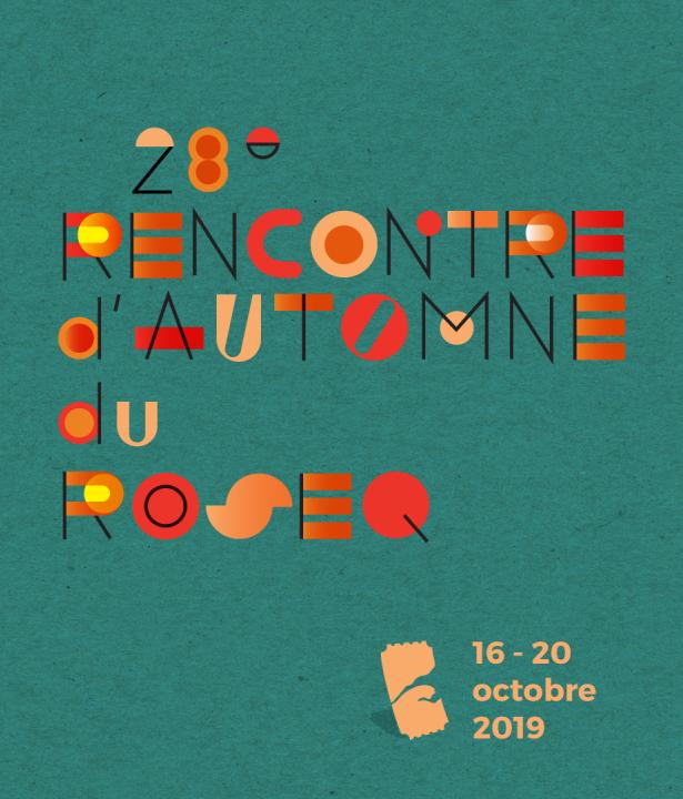Rencontre d'automne 2019 à Rimouski 28e édition