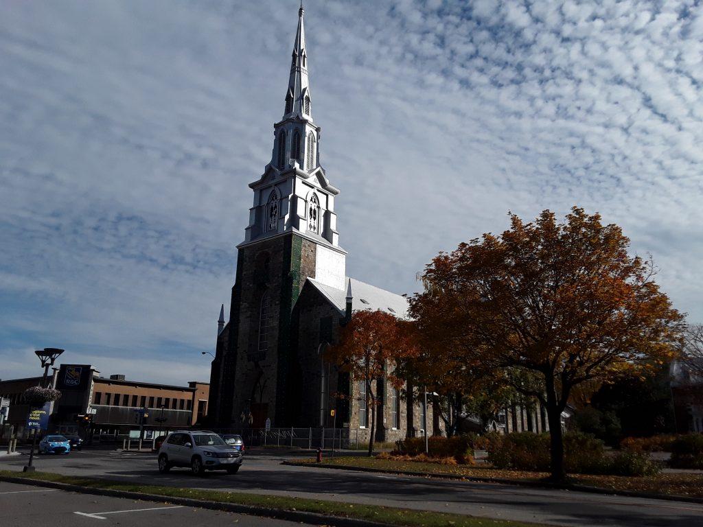 Pause salutaire pour réfléchir à l'avenir de la cathédrale?