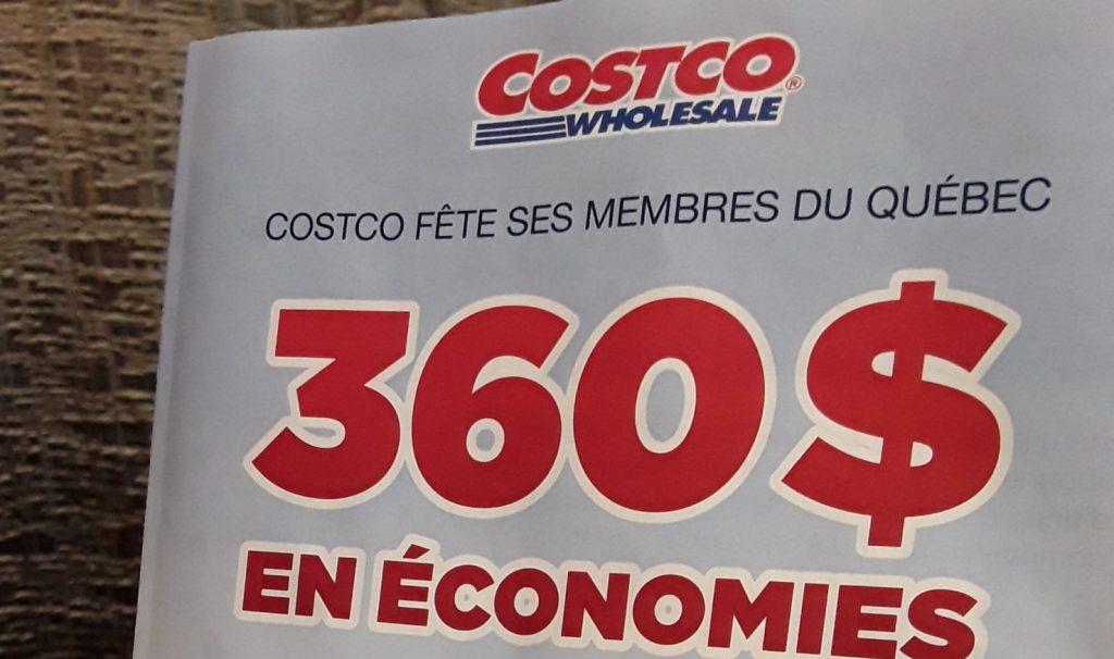 La Chambre de commerce met la Ville en garde sur Costco