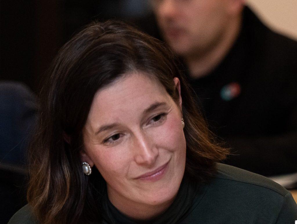 Marie Beauchesne de La Débrouille, quitte son poste pour d'autres défis