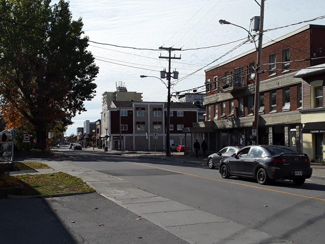 On manque de terrains au centre-ville de Rimouski.
