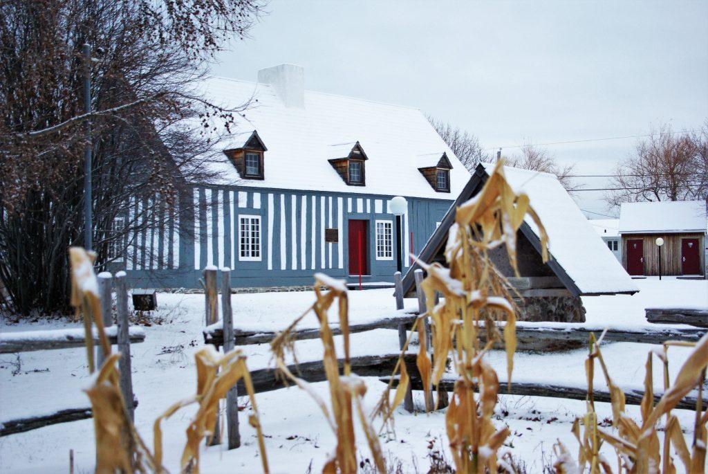 Le traditionnel Magasin général de Noël est de retour au Site historique de la maison Lamontagne