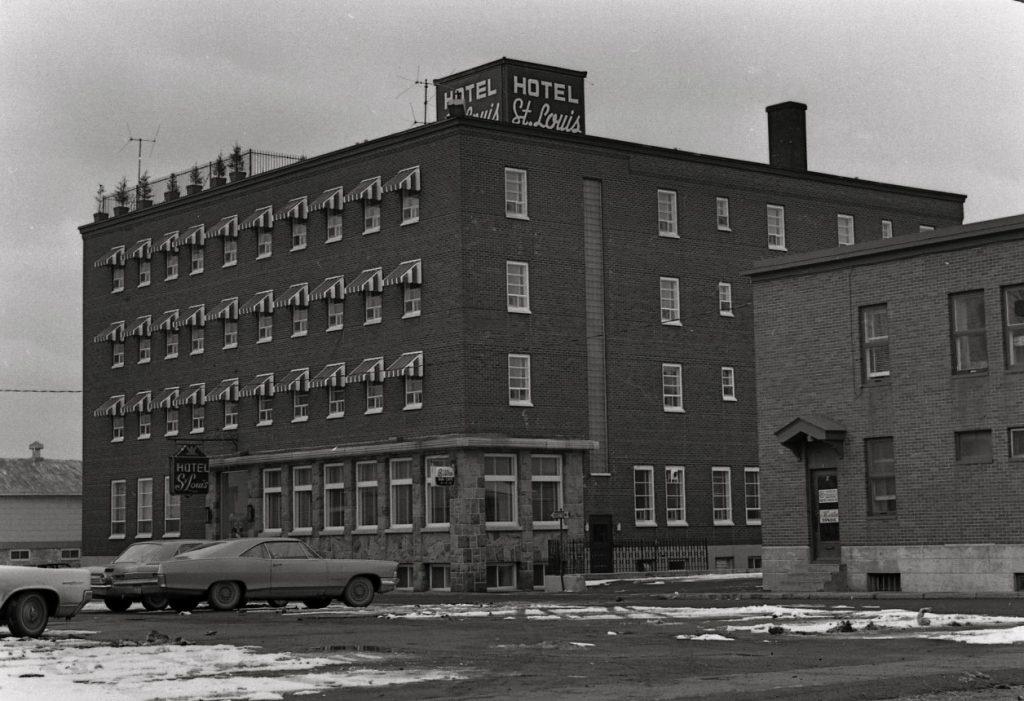 L'hôtel St-Louis, une histoire de famille