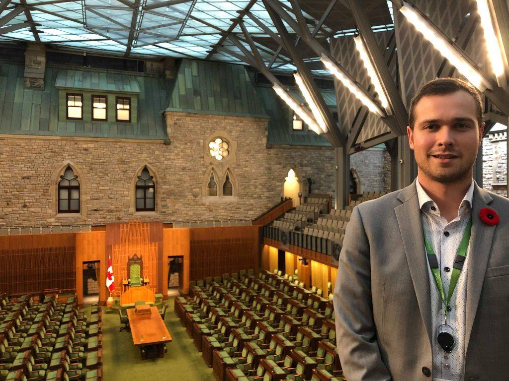 Maxime Blanchette-Joncas : du pain sur la planche à Ottawa et dans la région