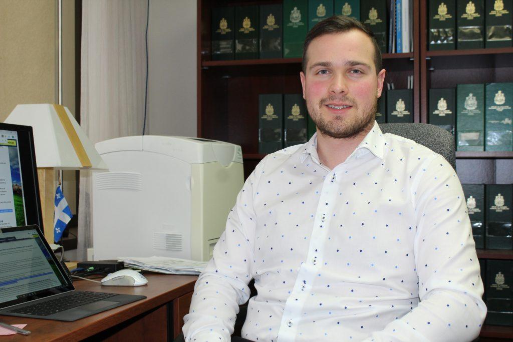 Maxime Blanchette-Joncas : un jeune vétéran de la politique