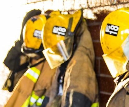 Incendie d'une résidence à Tourelle
