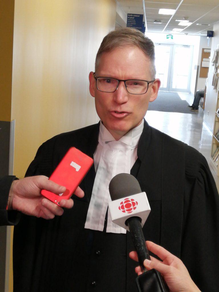 Yoan Tardif-Joubert condamné à 18 mois de prison