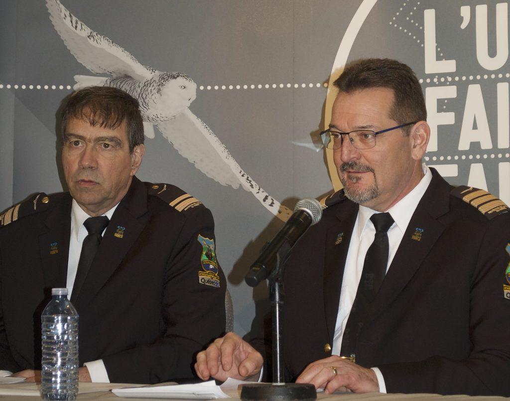 200 individus suspectés de braconnage d'éperlans interceptés par 140 agents!