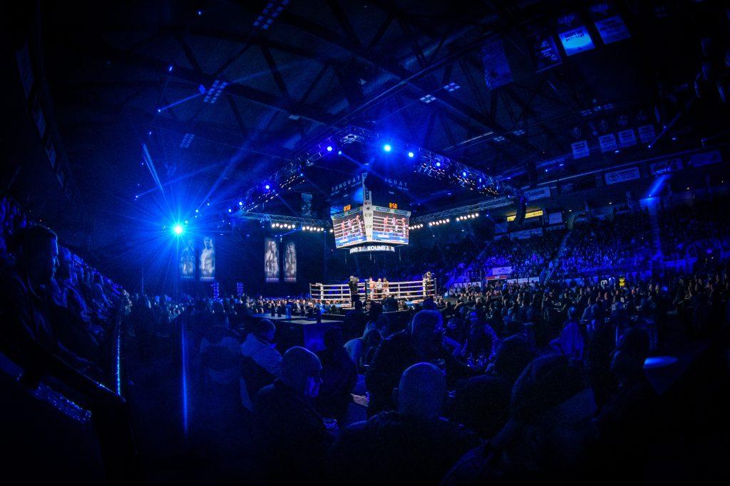 « Rimouski devient une ville de boxe » - Éric Boucher