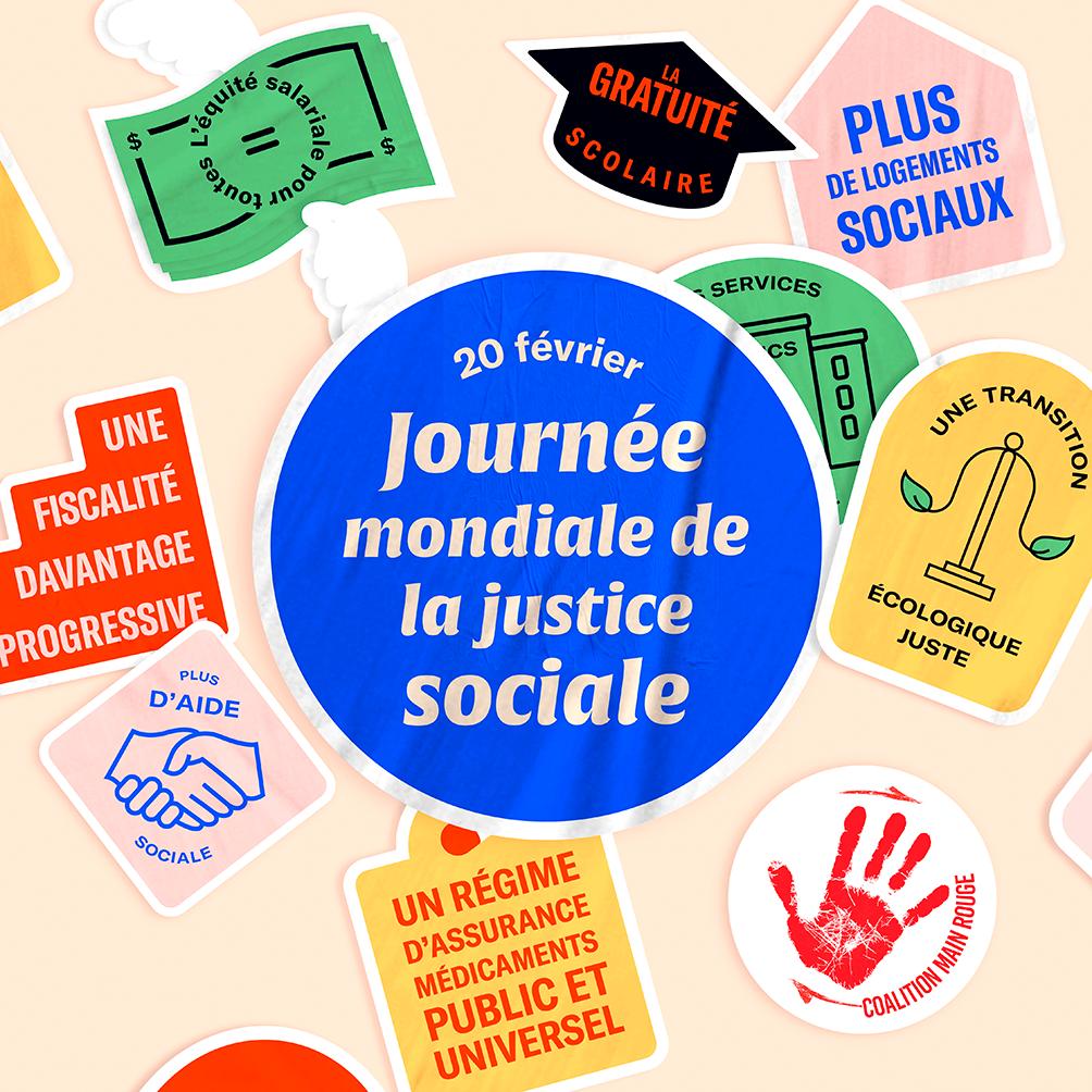 Québec invité à faire plus pour la justice sociale