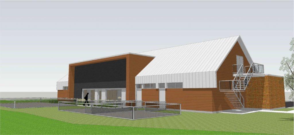 Le centre animalier de 3,3 M$ sera construit dans le parc industriel