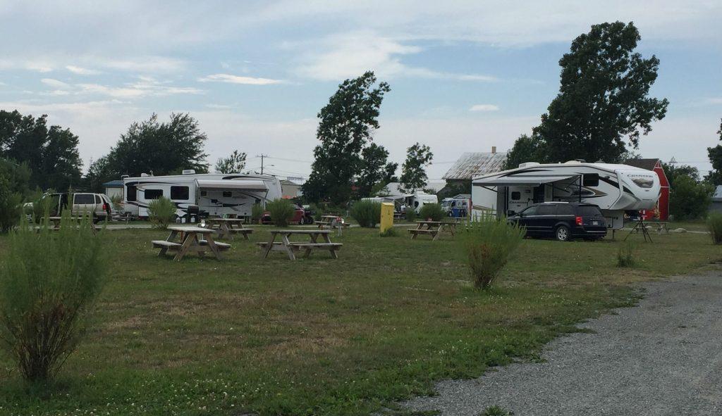 La saison de camping pourrait être bonne, finalement!