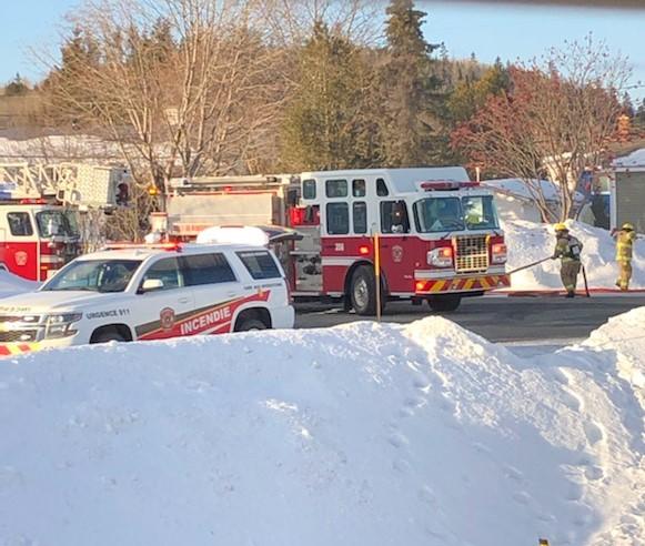 pompiers; service incendie