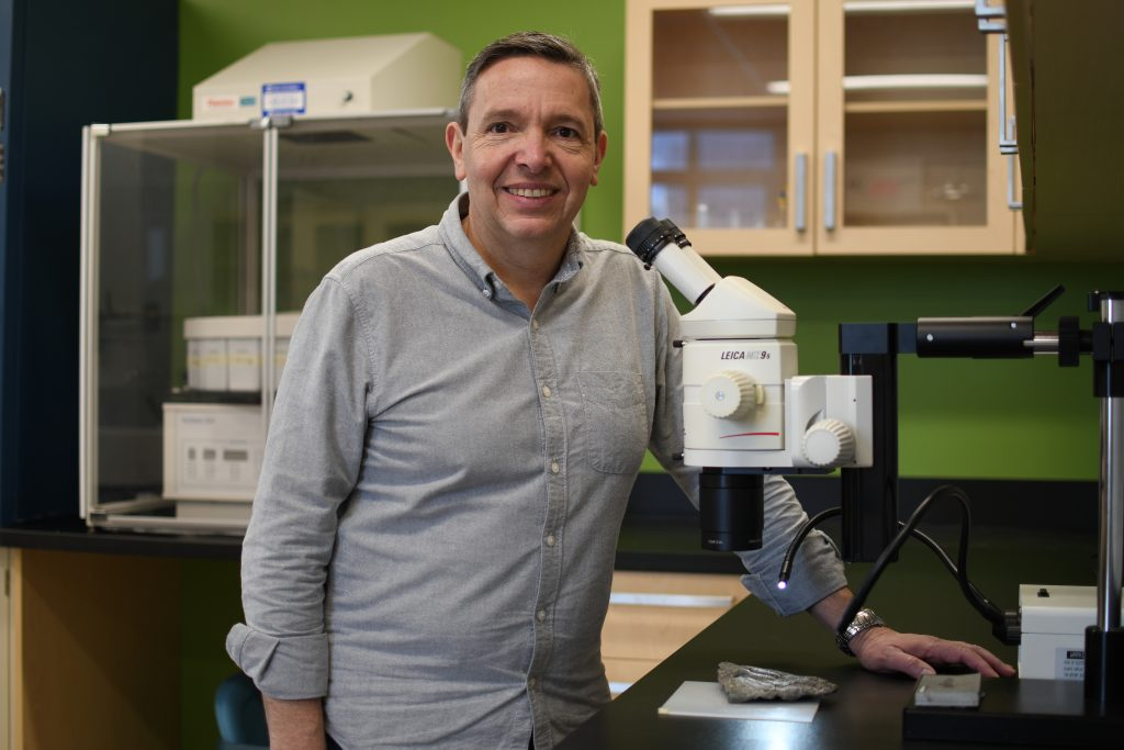 La revue Nature publie une découverte d'un chercheur de l'UQAR