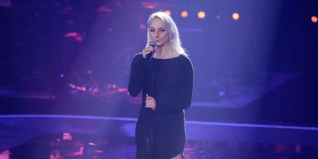 Écoutez «La Voix» de Marie-Soleil!