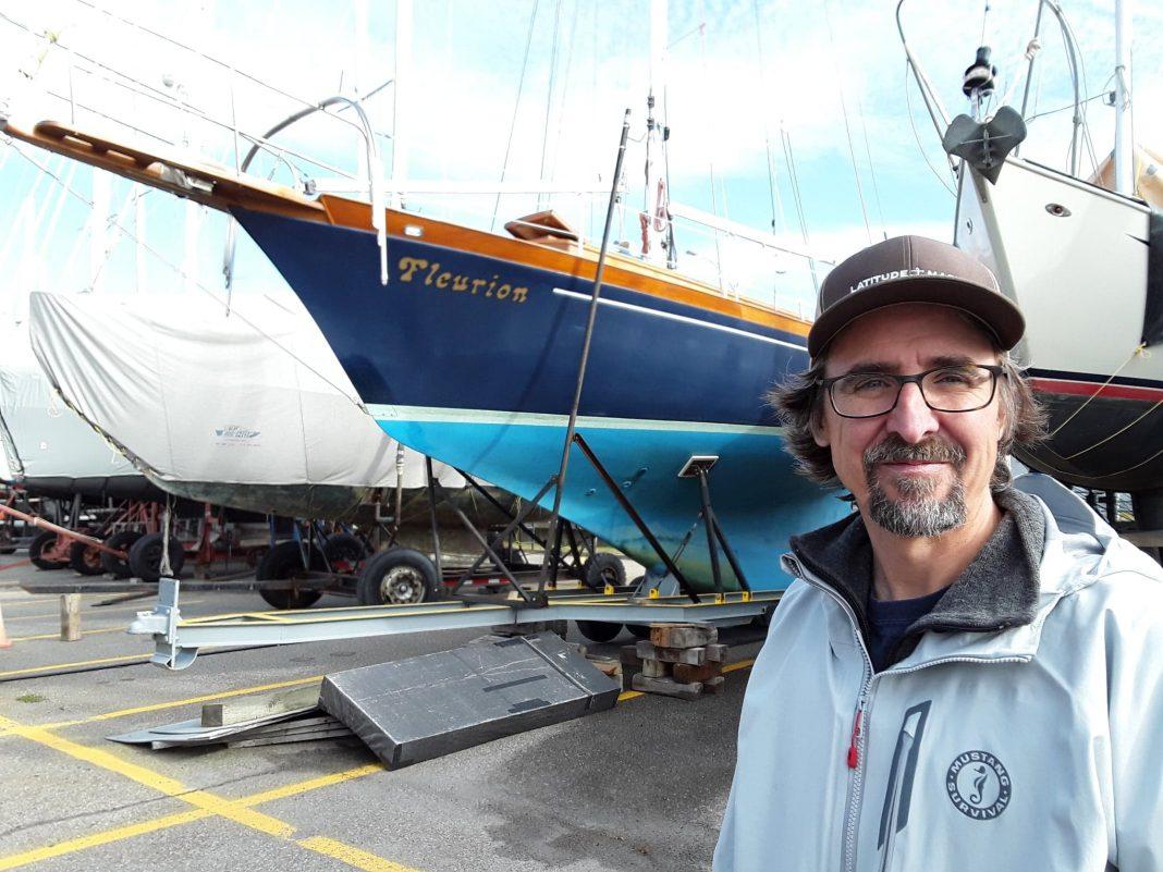 Latitude Marine; David Gleason