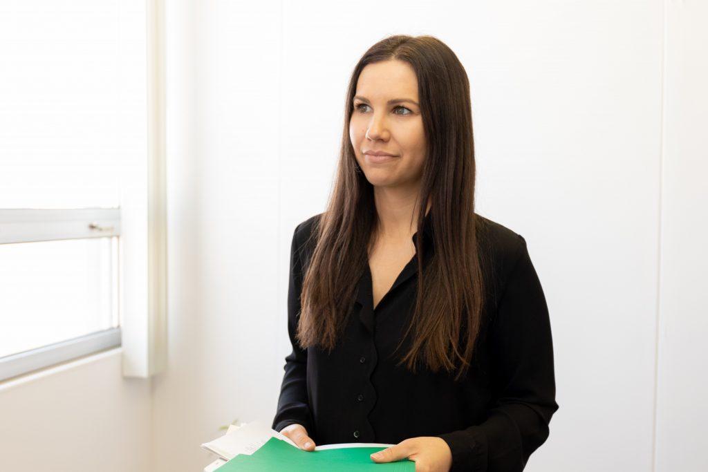 Kristina Michaud