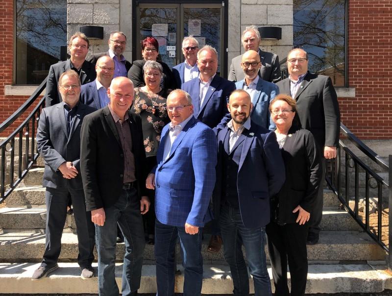 Table régionale des élus municipaux du Bas-Saint-Laurent;