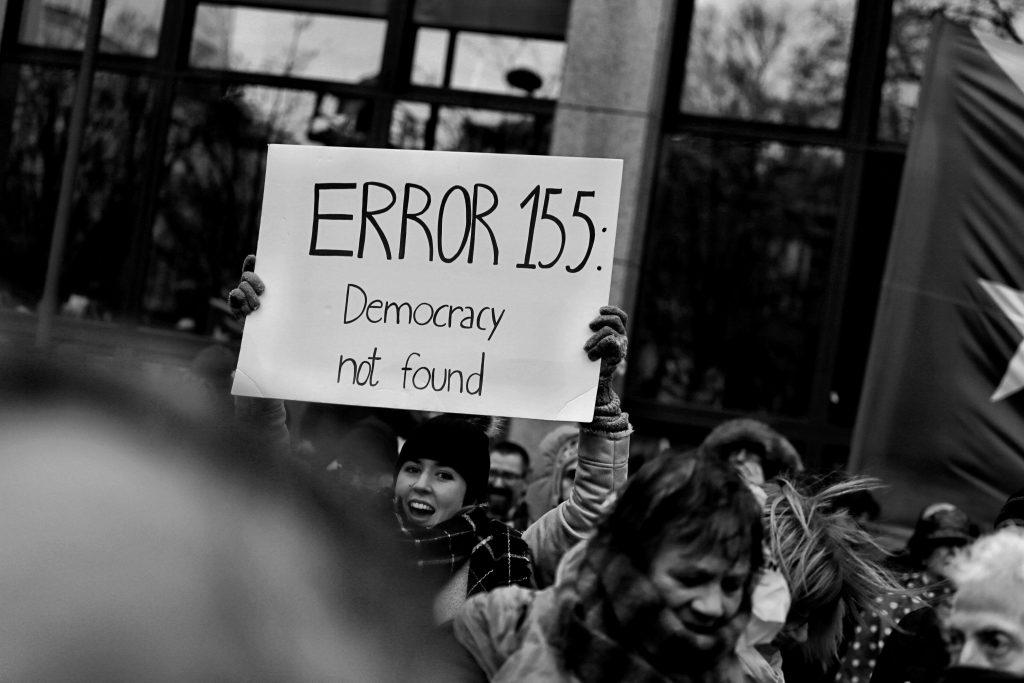 Démocratie et pandémie