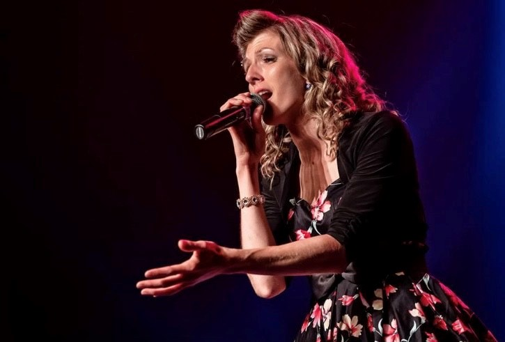 Anybel Roussy demi-finaliste à Trois-Pistoles en chansons