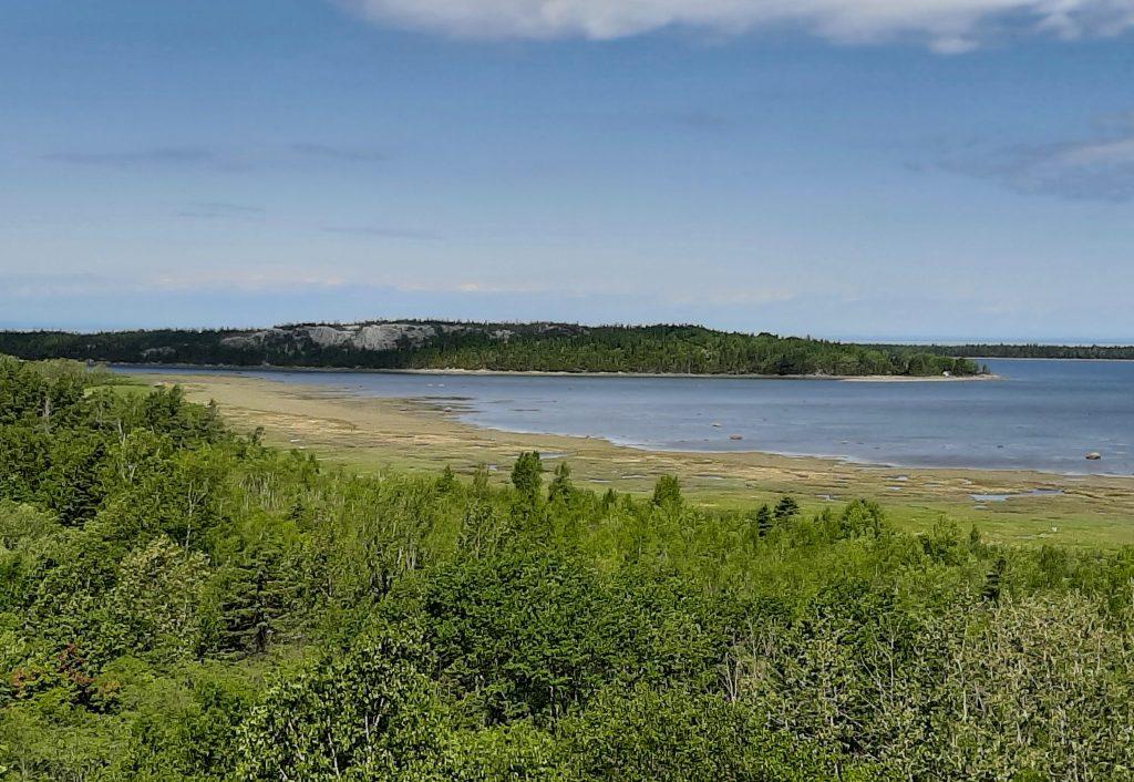 L'îlet Canuel, terre méconnue