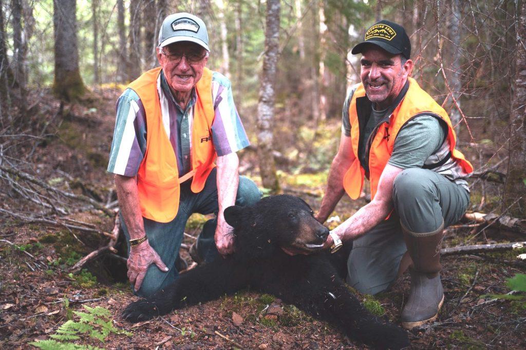 Les Therrien à la chasse, une histoire de «bon sang» depuis déjà 75 ans !