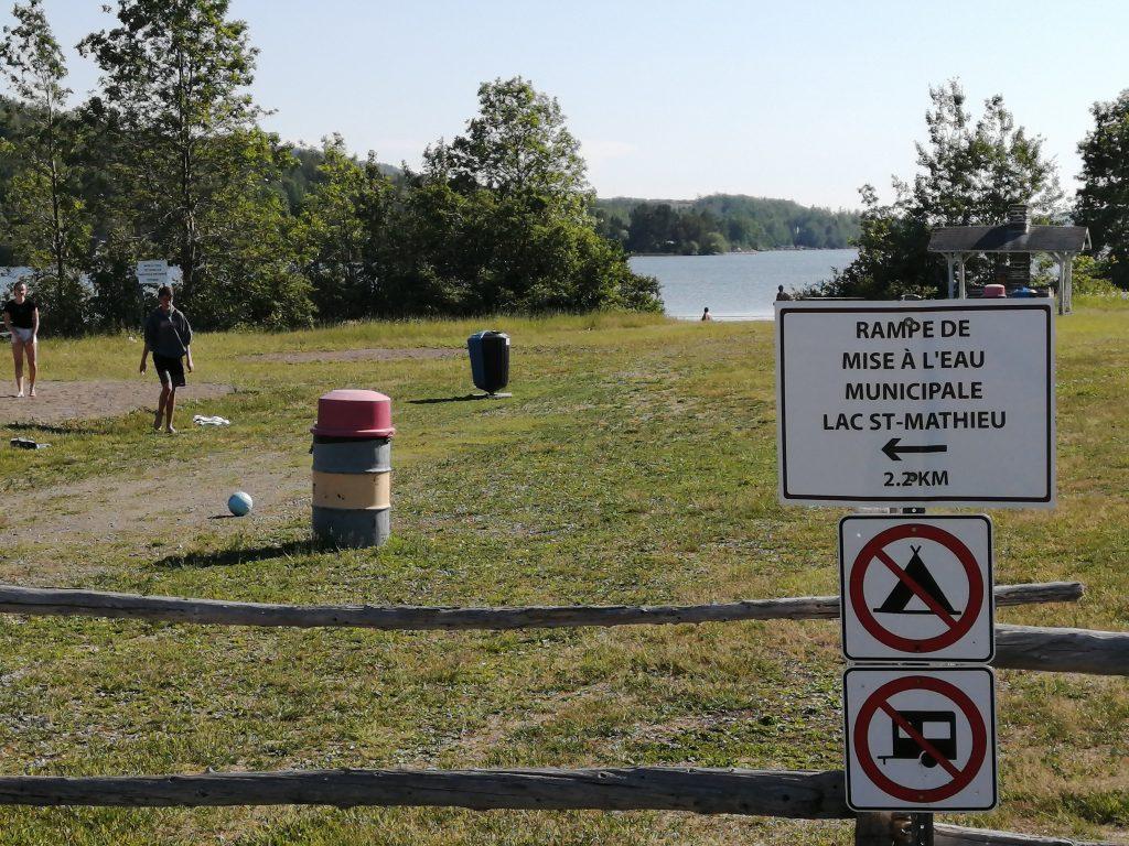 Saint-Mathieu aménage l'accès à la plage publique