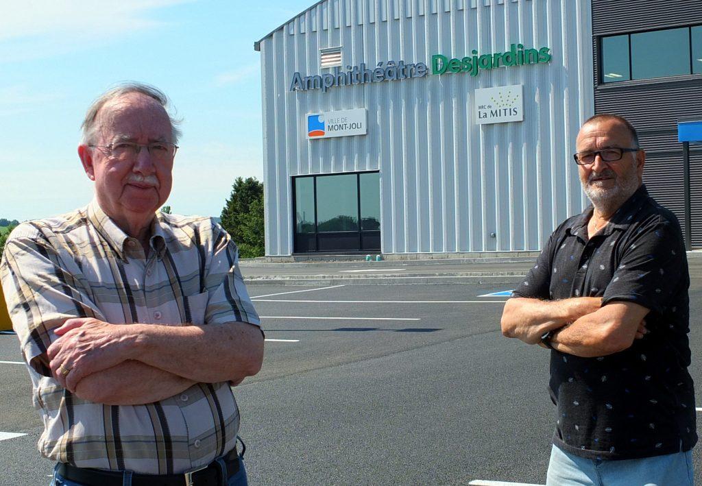 Roger Boudreau et Bérard Dupéré ont fini de nous faire languir !