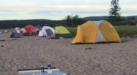 Les campeurs nomades sont les bienvenus à Rimouski
