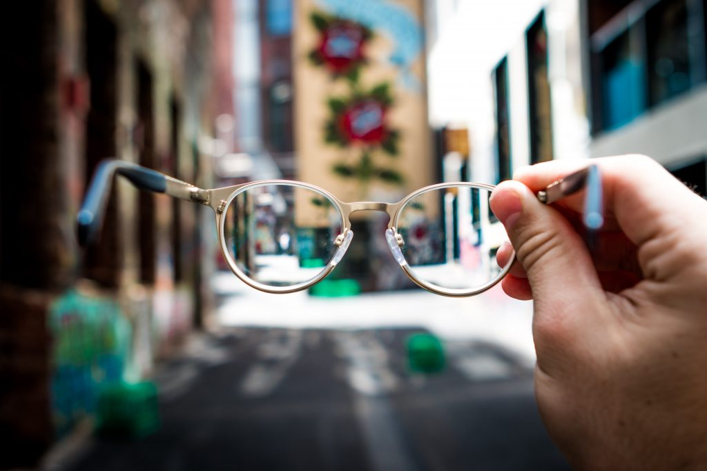 Enfilez-vous les bonnes lunettes?