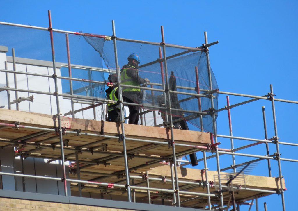 La vigilance s'impose sur les chantiers de construction