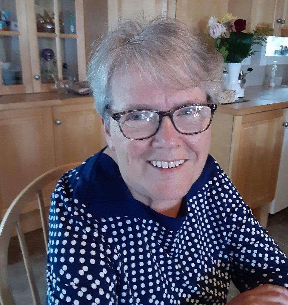 Christiane Côté vit avec la sclérose en plaques depuis 42 ans