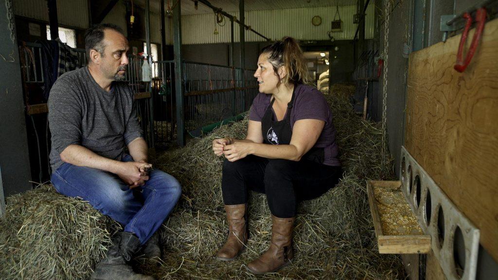 Un documentaire bouleversant sur la souffrance des agriculteurs d'ici