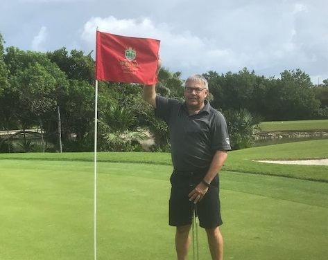 Michel Deschênes vice-champion provincial de golf senior
