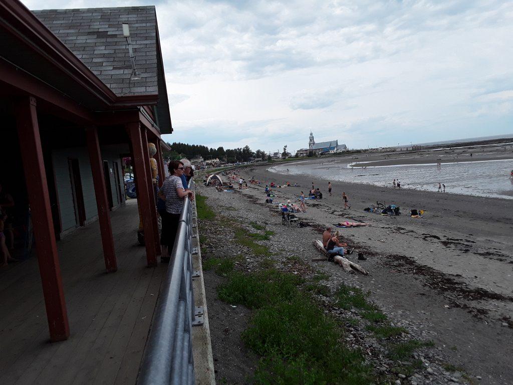 Le nettoyage de la plage de Sainte-Luce peut commencer