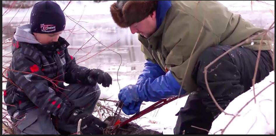 Québec appelle les trappeurs à vendre les fourrures récoltées!
