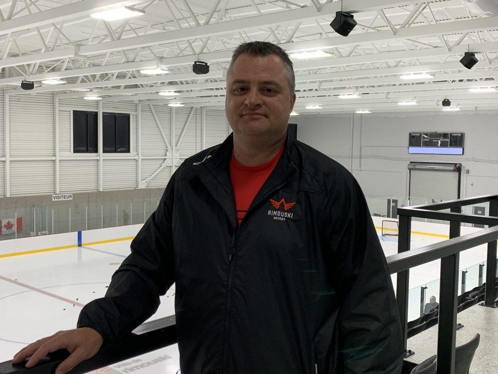 Les Pionniers hockey en mode préparation