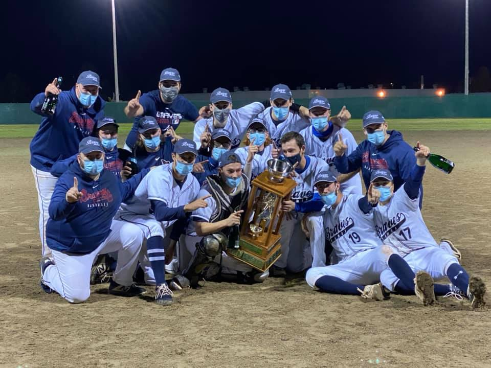 Les Braves Batitech champions !