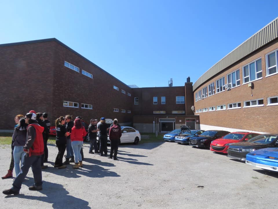 Un cas positif à la COVID-19 au Centre de formation professionnelle Rimouski-Neigette