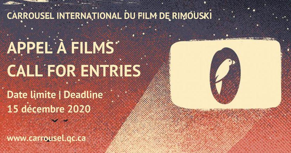 Le Carrousel international du film prépare sa 38e présentation