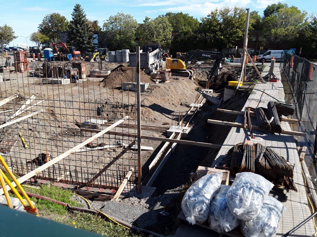 Les projets de construction totalisent 200 M$