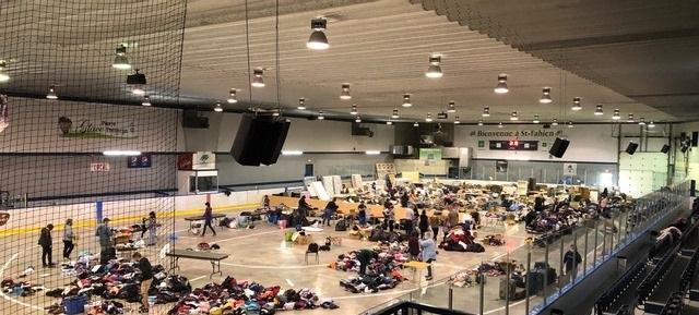 Mise au point concernant les dons aux sinistrés de Saint-Fabien