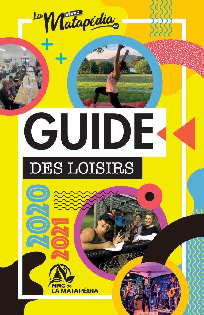 Le Guide matapédien des loisirs maintenant 100 % virtuel