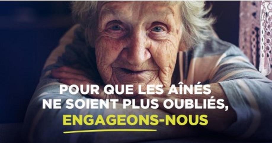 Poser un geste concret pour la Journée des personnes âgées