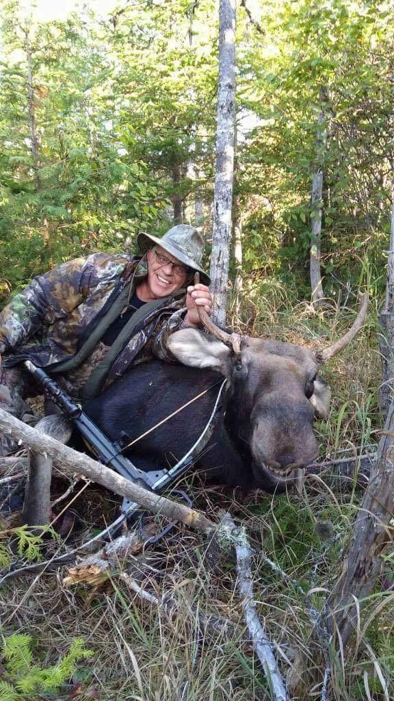 La ZEC-BSL enregistre un record de caches pour la chasse de l'orignal