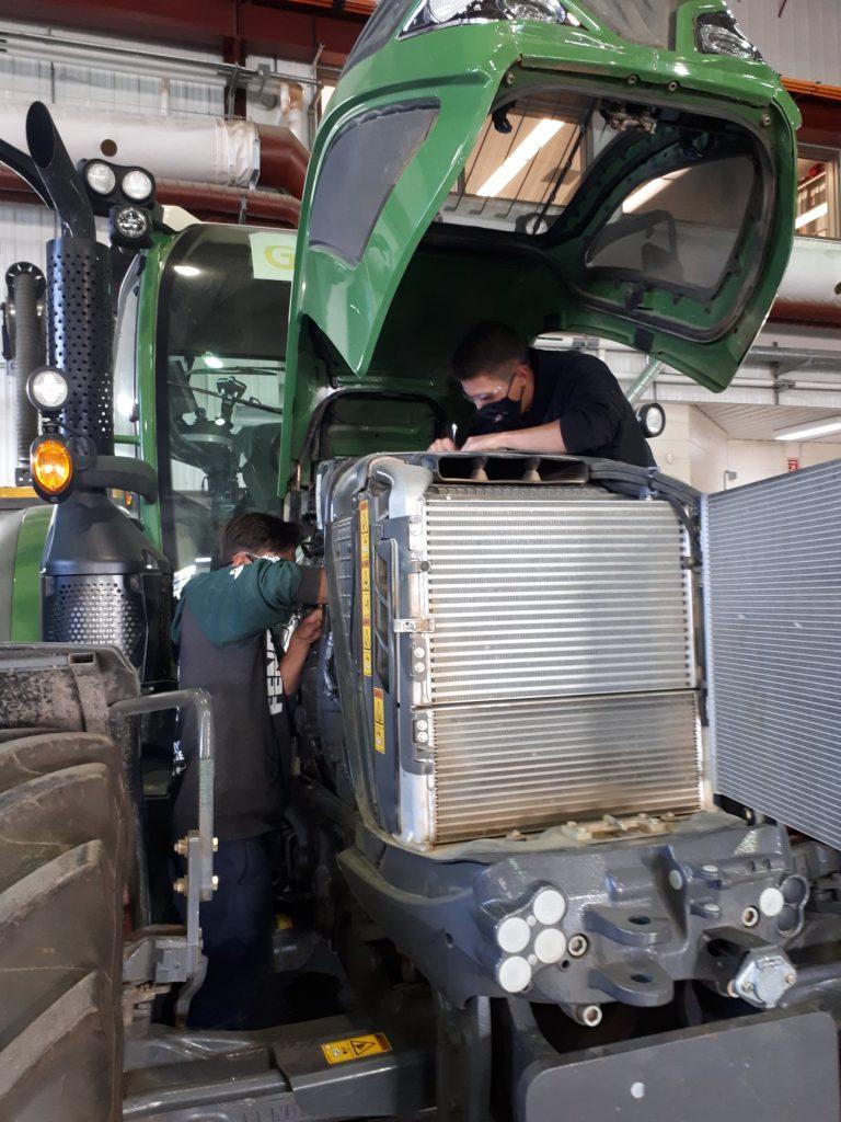 Un étudiant en mécanique agricole à Mont-Joli testé positif